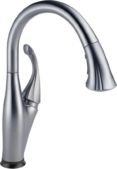 Delta Pull Out Kitchen Faucets pull down vs. pull out kitchen faucets: the difference and which