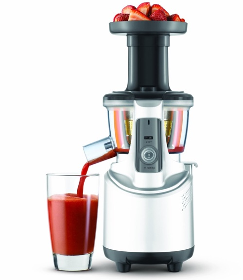 Hurom Smart Slow Juicer Review : Omega J8006 Comparisons with J8008, NC900, Hurom and Breville Super-Kitchen.com