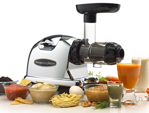 Omega Masticating Juicer Vs Hurom : Omega J8006 Comparisons with J8008, NC900, Hurom and Breville Super-Kitchen.com