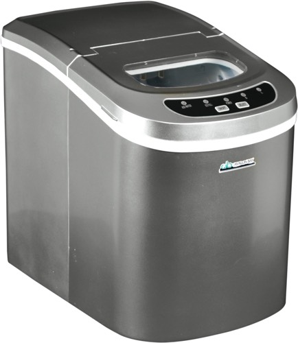 Countertop Ice Maker How Does It Work : ... lbs of ice daily makes ice in as little as 6 minutes choose from 2 ice