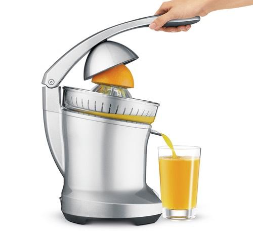 breville bcp600sil motorized citrus press juicer - Breville Juicer