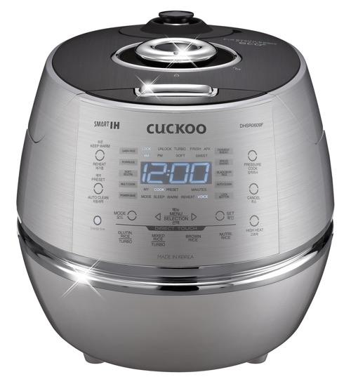 Black Bean Pressure Cooker Cuckoo IH Pressure Rice Cooker Review and Comparisons vs ...