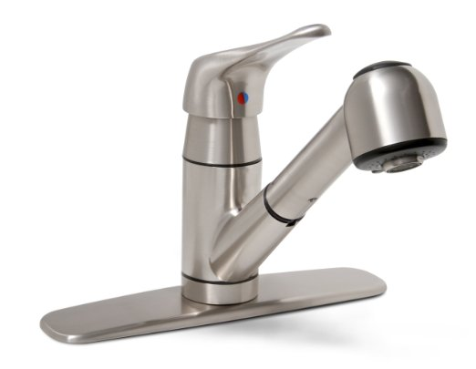 Pull Down Vs. Pull Out Kitchen Faucets: The Difference And Which To Choose  | Super Kitchen.com