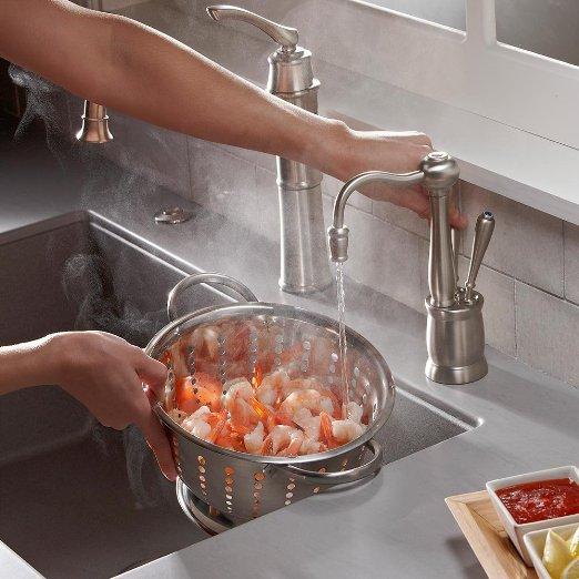InSinkErator Under Sink Instant Hot U0026 Cold Water Dispensers |  Super Kitchen.com